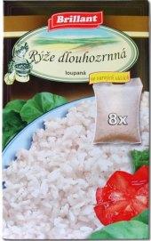 Rýže dlouhozrnná Brillant