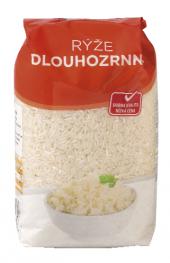 Rýže dlouhozrnná Korrekt