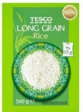 Rýže dlouhozrnná Tesco