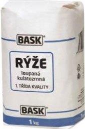 Rýže kulatozrnná Bask