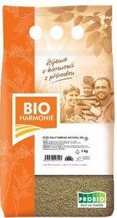 Rýže kulatozrnná Bio Harmonie