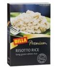 Rýže na rizoto Premium Billa