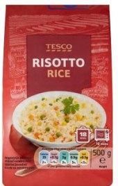 Rýže na rizoto Tesco