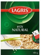 Rýže natural Lagris