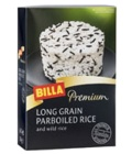 Rýže parboiled a divoká Premium Billa