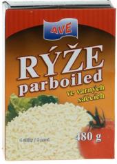 Rýže parboiled AVE