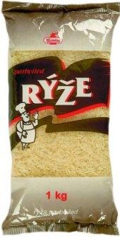Rýže parboiled Kávoviny
