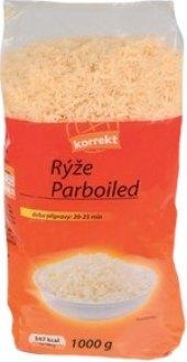 Rýže parboiled Korrekt