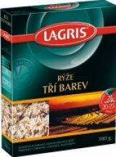 Rýže tří barev Lagris