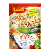 Rýže z pánve Vitana