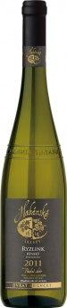 Víno Ryzlink rýnský Habánské sklepy - pozdní sběr