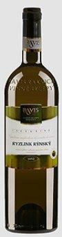Víno Ryzlink rýnský Ravis - pozdní sběr