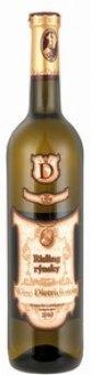 Víno Ryzlink rýnský Vinařství Dietrichstein