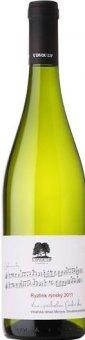 Víno Ryzlink rýnský Vinařství U Dvou lip - pozdní sběr