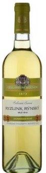 Víno Ryzlink rýnský Zámecké vinařství Bzenec