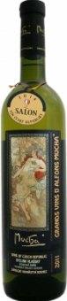 Ryzlink vlašský Alfons Mucha Zámecké vinařství Bzenec - pozdní sběr