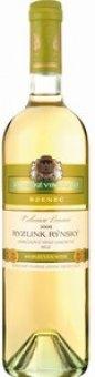 Víno Ryzlink vlašský Cellarium Bisencii Zámecké vinařství Bzenec
