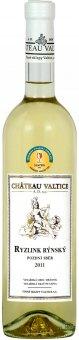 Víno Ryzlink vlašský Chateau Valtice - pozdní sběr