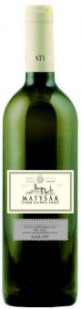 Víno Ryzlink vlašský Vinařství Matyšák - pozdní sběr