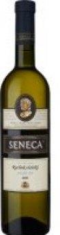Víno Ryzlink vlašský Seneca Zámecké vinařství Bzenec - pozdní sběr