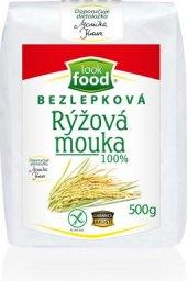 Rýžová mouka bez lepku Look Food