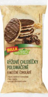 Rýžové chlebíčky Naše Bio Billa