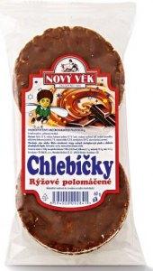Rýžové chlebíčky polomáčené Nový věk