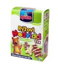 Rýžové chlebíčky medvídci Racio