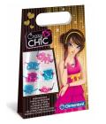 Sada k tvorbě náramků Crazy Chic Clementoni
