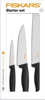 Sada kuchařských nožů Fiskars
