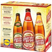 Pivo Mixpack Pivovar Uherský Brod