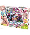Sada pro zdobení nehtů Atelier Glamour Dromader