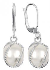 Sada stříbrných šperků Soliter