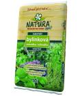 Sadbový substrát bylinková zahrádka Natura