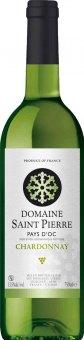 Víno Chardonnay Pays D'Oc Domaine Saint Pierre