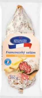 Salám francouzský se sýrem Comté Spécialités Francaises