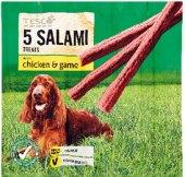 Salámky pro psy Tesco