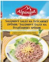 Salát salámový Alpengut