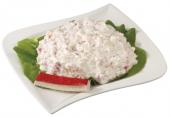 Salát a la krab s jogurtem