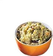 Salát bulgur s cizrnou a fazolemi