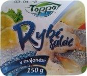 Salát rybí v majonéze Toppo