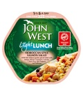 Salát s lososem LIght Lunch John West