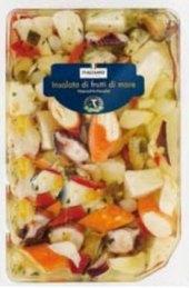 Salát s mořskými plody a zeleninou Italiamo