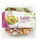 Salát s rukolou a kuřecím masem Jihočeská zelenina