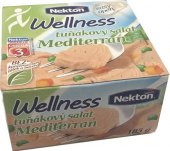 Salát s tuňákem Wellness Nekton