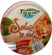 Salát se zelím Toppo