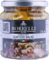 Salát z mořských plodů Borrelli
