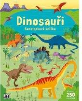 Samolepková kniha Dinosauři