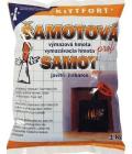 Šamotová výmazová hmota Kittfort