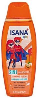 Šampon 3v1 dětský Isana